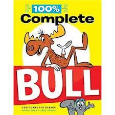 100% Complete Bull
