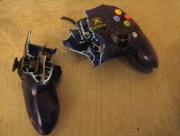 Broken Game Controller