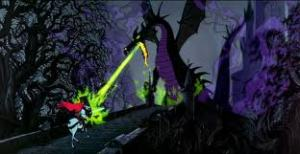 Walt Disney's Maleficient Dragon