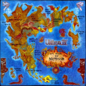 ultima iv map