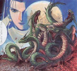Yamata-no-Orochi Dragon