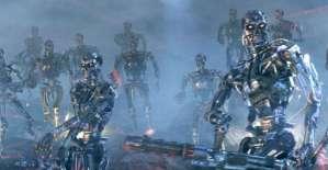 terminators from The Terminator movie