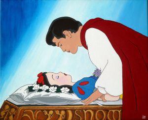 Snow White and the Prince disney prince