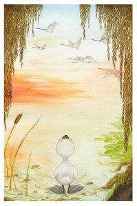 the ugly duckling 2 by ephygenia
