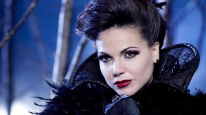 Lana Parrilla as the Evil Queen in ABC's Once Upon a Time