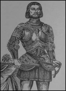 Gilles de Rais drawing