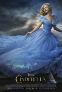 Cinderella 2015 Movie Poster