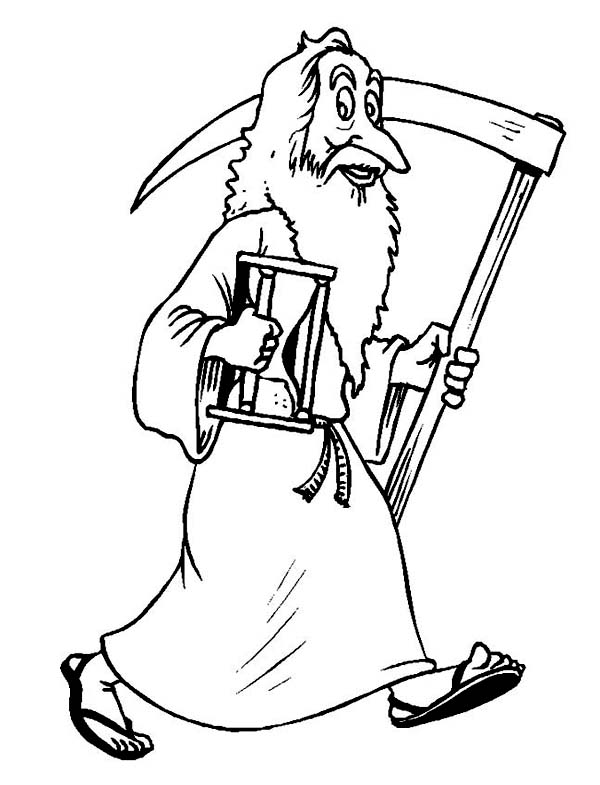 why the planet saturn was named after the mythological roman god Hermes Greek God father time from cliparts co father time pictures
