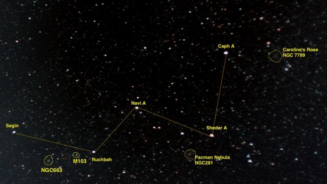 Cassiopeia Constellation photo by mfrissenon on flickr https://www.flickr.com/photos/marcof/9437845297/in/photolist-fnZqAD-ppSpnr-2wc7wA-8XfvVG-fmjzWM-oAXsaP-YLwEP2-atFP6f-fDSM3m-bdNDMZ-7RDyBC-fcUQQb-72aMrY-pV2p3b-bsaBh6-bxuTwY-rD3qGv-3hqJ7f-r4p429-9eWEop-eVQNSB-ftr4CY-b29seg-YvPyEN-72aMtY-Fgt7HW-xCWzZb-CTFMg-v3tX2e-5Gnxm3-dWFdCC-7M4ny2-5QwrCM-NSgzyt-7M4eEn-7M4jnt-8uojHJ-LJTirx-4hSuie-7M4m26-2UQYDQ-jFc1h9-dfYTGj-7zVtXr-cGSm4h-o71ejx-2dzZBfH-M7vNdz-dXKDmw-23S52AY
